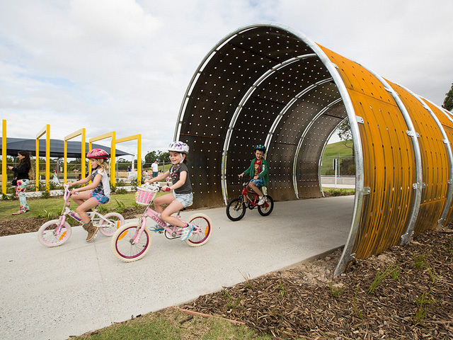 The Sydney Park Cycling Centre