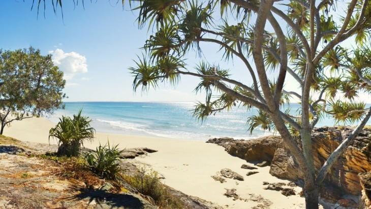 The best beach camping spots around Brisbane | ellaslist
