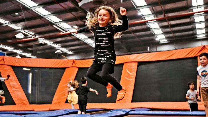Indoor Play centres - Skyzone