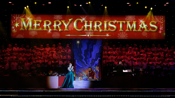 Penny McNamee Carols In The Domain 2020