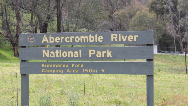 Bummaroo Ford Campground