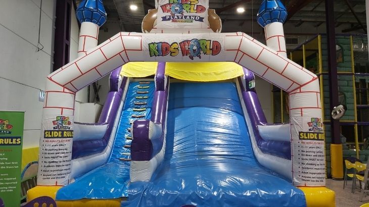 Indoor Play centres - Kids World Playland Macquarie Centre
