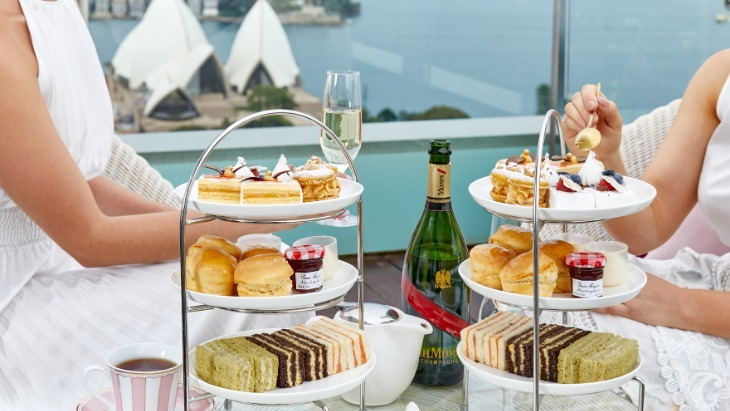 InterContinental Sydney Mother's Day High Tea
