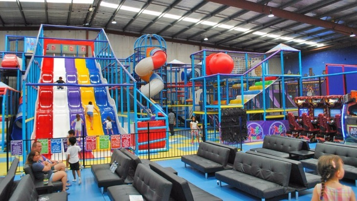Indoor Play centres - Ultimate Sydney Indoor Play Centre