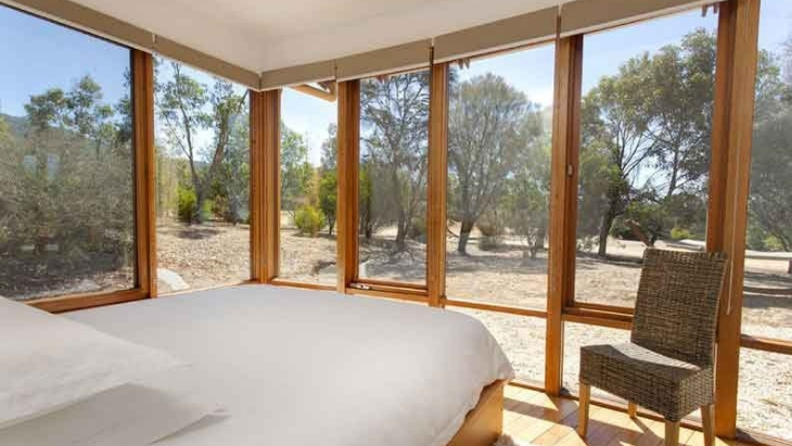 Boroka Downs Luxury accommodation in the heart of the Grampians.