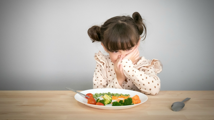 Fussy eaters tips