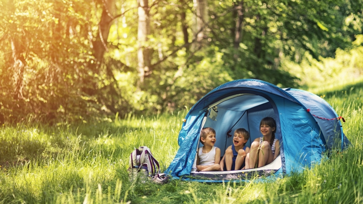 Camping with kids ellaslist