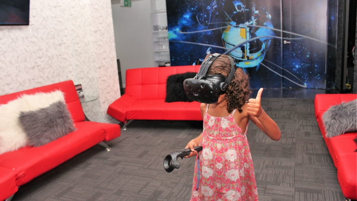 Virtualrealityrooms sydney kids