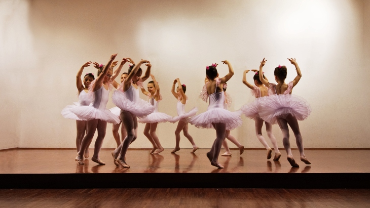 Francesco tommasini unsplash childrens ballet