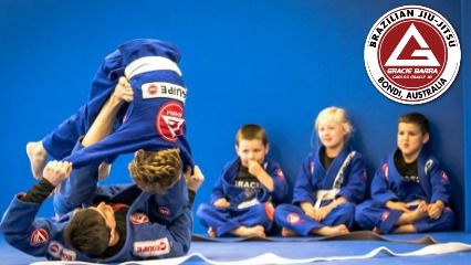 Gracie barra bondi junction martial arts brazillian kids camp jiu jitsu karate self defence building confidence kids activities kids sports