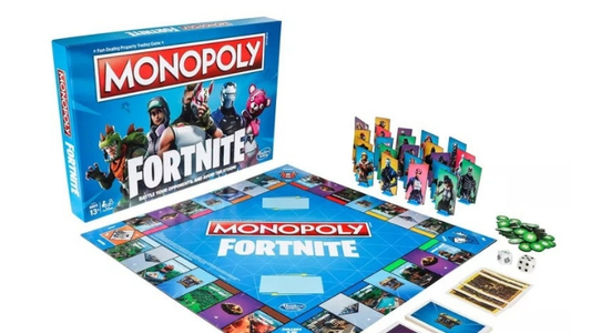 Monopoly fortnite hero