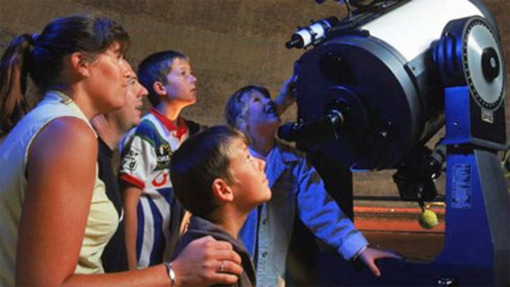 School holidays activities sydney observatory